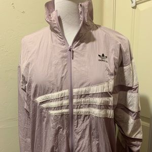 Adidas Jacket and Hat Womens